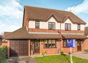 Thumbnail 3 bed semi-detached house to rent in Kipling Close, Stamford