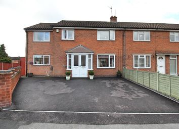 Thumbnail 4 bed semi-detached house to rent in Wiltshire Road, Wigston, Leicester