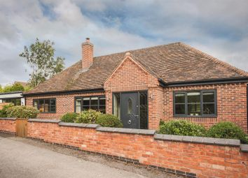 Thumbnail 3 bed bungalow for sale in Moorway, Breadsall Village, Derby