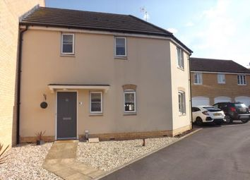 Thumbnail 3 bed end terrace house for sale in Damson Crescent, Taw Hill, Swindon, Wiltshire