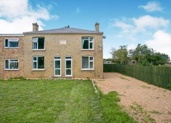 Thumbnail Semi-detached house for sale in Earith Bridge, Earith, Huntingdon