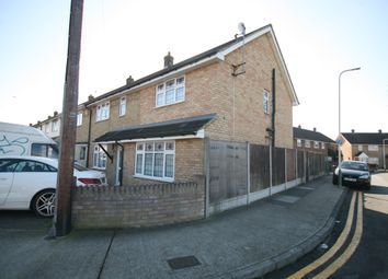 Thumbnail 2 bed end terrace house to rent in Mungo Park Road, Rainham