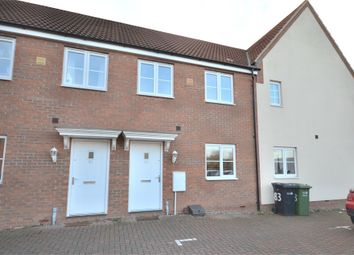 Thumbnail 3 bed terraced house for sale in Dairy Way, King's Lynn