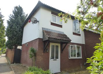 Thumbnail 2 bed property to rent in Cardinals Gate, Werrington, Peterborough