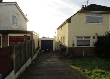 Thumbnail 3 bedroom semi-detached house for sale in Haymoor Road, Oakdale, Poole