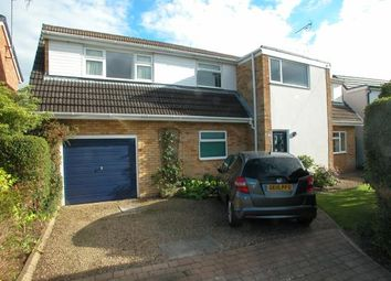 Thumbnail 3 bed detached house for sale in The Looms, Parkgate, Neston, Cheshire