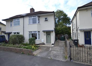 Thumbnail 3 bed semi-detached house for sale in Lakewood Crescent, Bristol