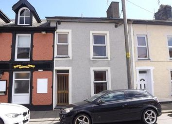 Thumbnail 2 bed terraced house for sale in New Street, Porthmadog, Gwynedd
