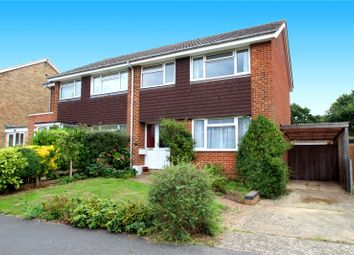 Thumbnail 3 bed semi-detached house for sale in Forge Croft, Edenbridge