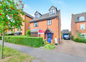 4 bed detached house for sale in Bridlington Crescent, Monkston, Milton Keynes MK10