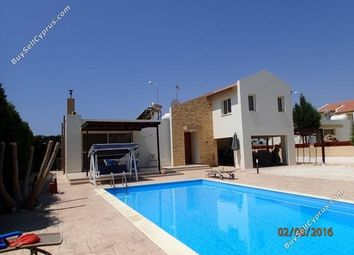 Thumbnail 3 bed detached house for sale in Pervolia, Larnaca, Cyprus