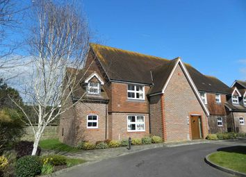 Thumbnail 3 bed flat for sale in Tannery Close, Chichester