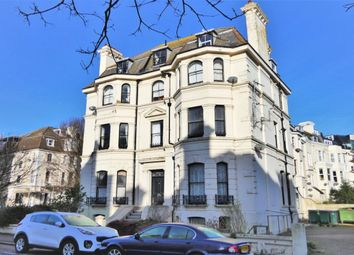 Thumbnail 1 bed flat for sale in Clifton Crescent, Folkestone
