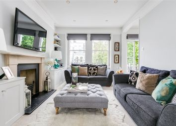 Thumbnail 2 bed flat for sale in Rostrevor Road, London