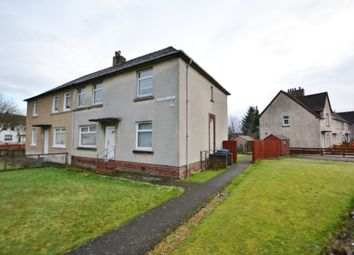 Thumbnail 2 bedroom flat for sale in Dalrymple Drive, Irvine, North Ayrshire