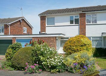 Thumbnail 3 bed semi-detached house for sale in Pontoise Close, Sevenoaks