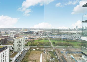 Thumbnail 1 bed flat for sale in Tidemill Square, Greenwich Peninsula, London