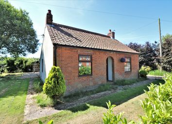 Thumbnail 3 bed detached bungalow for sale in Dereham Road, Scarning