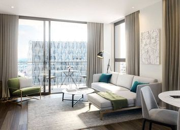 Thumbnail 2 bed flat to rent in Thornes House, 4 Charles Clowes Walk, Nine Elms, London