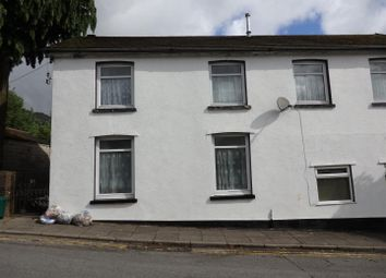 Thumbnail 4 bed detached house for sale in Gilfach Road, Tonypandy