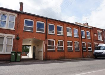 Thumbnail 1 bed flat for sale in Kings Court, Enderby