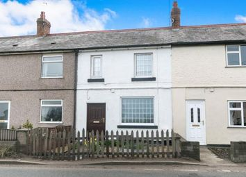 Thumbnail 2 bedroom terraced house for sale in Croes Ffordd, Rackery Lane, Caergwrle, Wrexham