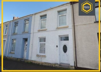 Thumbnail 3 bed terraced house for sale in Stepney Place, Llanelli