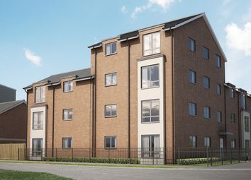 Thumbnail 1 bed flat for sale in Edge Street, Aylesbury