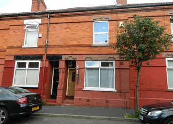 Thumbnail 3 bed terraced house to rent in Hannah Street, Manchester
