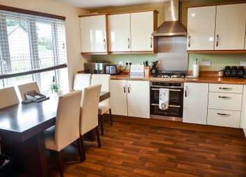 Thumbnail 4 bedroom detached house for sale in Clos Yr Eryr, Coity, Bridgend.