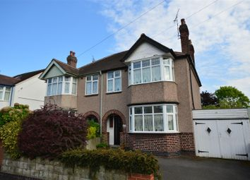 Thumbnail 3 bed semi-detached house for sale in Hartington Crescent, Earlsdon, Coventry