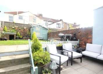Thumbnail 2 bed terraced house for sale in Weston Avenue, St George, Bristol