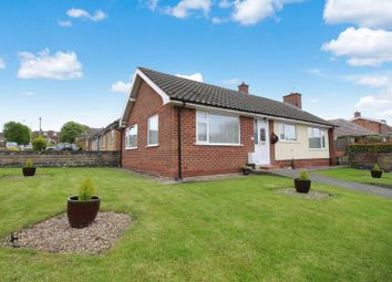 Thumbnail 2 bed detached bungalow for sale in Hackness Drive, Scarborough