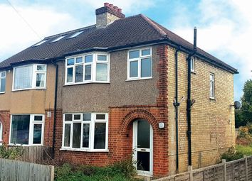 Thumbnail 3 bed semi-detached house for sale in Kelvin Close, Cambridge