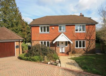 Thumbnail 4 bedroom detached house for sale in The Larches, East Grinstead