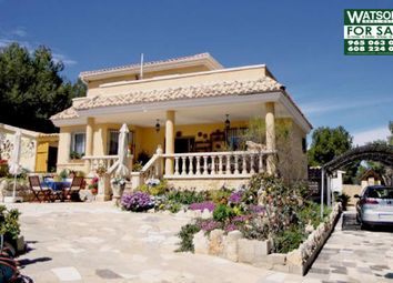 Thumbnail 5 bed villa for sale in Urb. Pinares Del Mocli, Tibi, Alicante, Valencia, Spain