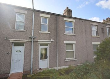 Thumbnail 3 bed terraced house to rent in Meadow View, Lowca, Whitehaven