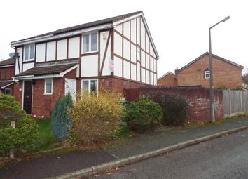 Thumbnail 2 bed semi-detached house for sale in Oakworth Drive, New Ferry, Wirral