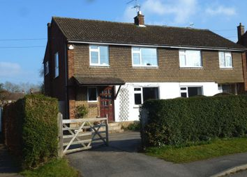 Thumbnail 3 bed semi-detached house for sale in Little Bookham Street, Bookham, Leatherhead
