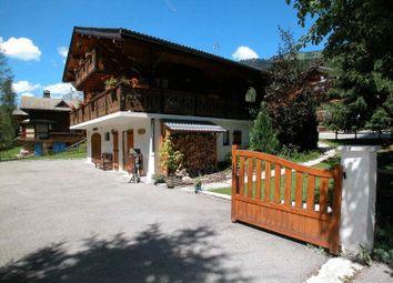 Thumbnail 3 bed property for sale in Chalets De Plaine Dranse, 74390 Châtel, France
