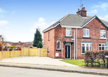 Thumbnail 3 bed semi-detached house for sale in Sycamore Road, New Ollerton, Newark