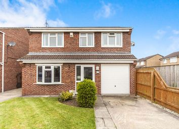 Thumbnail 4 bed detached house for sale in Latimer Close, Yarm