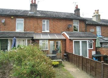 Thumbnail 2 bed terraced house to rent in Summer Cottages, Burdett Road, Tunbridge Wells