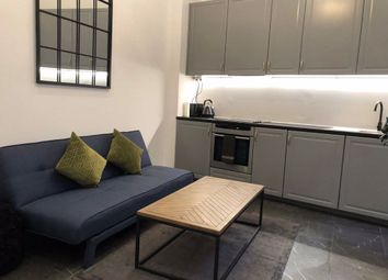 Thumbnail 1 bed flat to rent in Avonmore Road, London