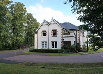 Thumbnail 2 bed flat for sale in Craigerne Drive, Peebles