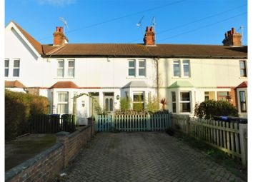 Thumbnail 3 bed terraced house for sale in Elm Grove, Worthing