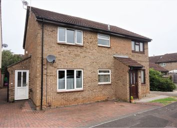 Thumbnail 1 bed semi-detached house for sale in Berenda Drive, Longwell Green