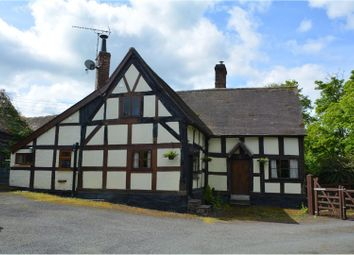 Thumbnail 4 bed detached house for sale in Minsterley, Shrewsbury