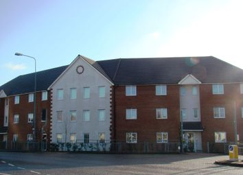 Thumbnail 2 bed flat to rent in Rotary House, Southend Road, Grays, Essex