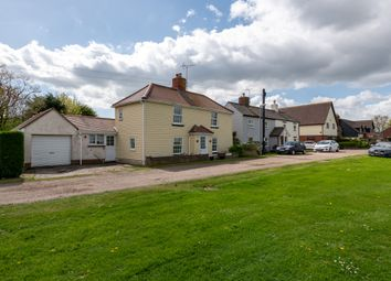 Thumbnail 2 bed cottage for sale in The Green, Great Bentley, Colchester